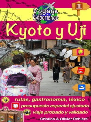 cover image of Kyoto y Uji