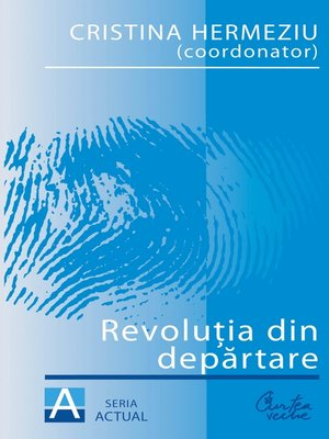 cover image of Revolutia din departare