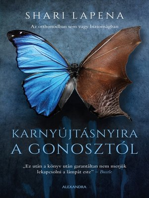 cover image of Karnyújtásnyira a gonosztól