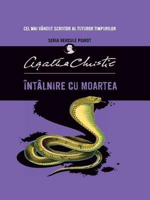 cover image of Intalnire cu moartea