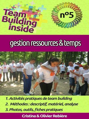 cover image of Team Building inside n°5 - gestion ressources & temps