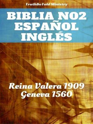 cover image of Biblia No.2 Español Inglés