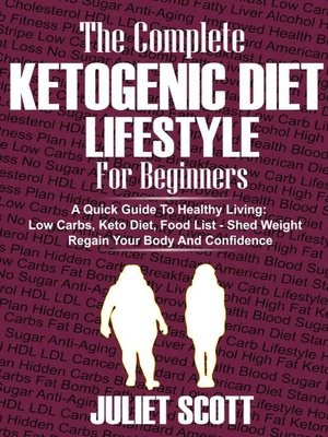 cover image of Ketogenic Diet Lifestyle For Beginners