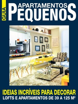 cover image of Guia Apartamentos Pequenos