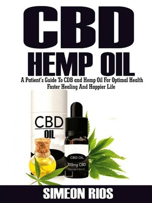 cover image of Cbd Hemp Oil