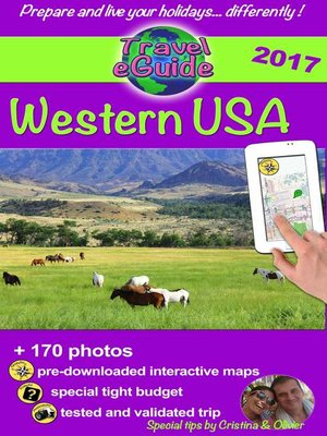 cover image of Travel eGuide: Western USA