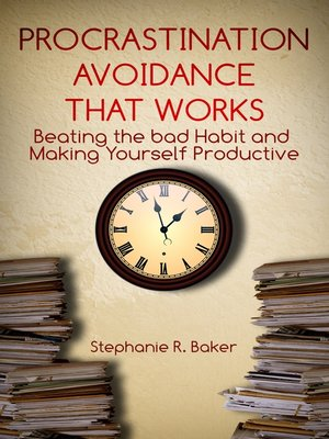 cover image of Procrastination Avoidance That Works