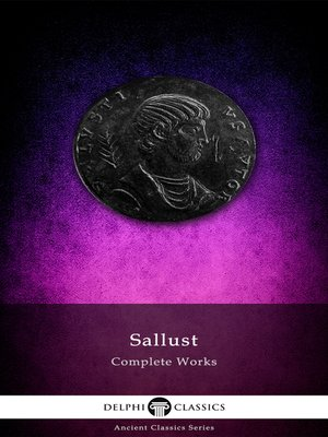 cover image of Delphi Complete Works of Sallust