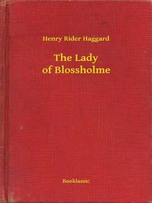cover image of The Lady of Blossholme