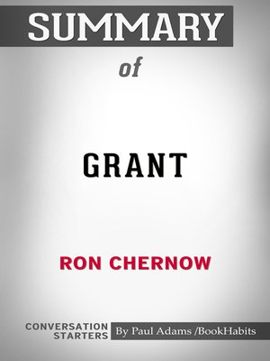 cover image of Summary of Grant