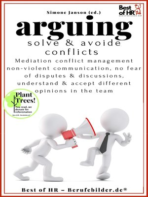 cover image of Arguing. Solve & Avoide Conflicts