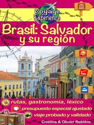 cover image of Brasil: Salvador y su región