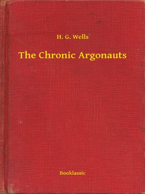 cover image of The Chronic Argonauts