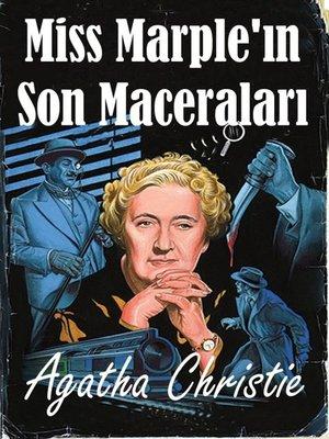 cover image of Miss Marple'ın Son Maceraları