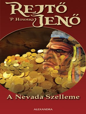 cover image of A Nevada szelleme