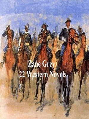 cover image of Zane Grey