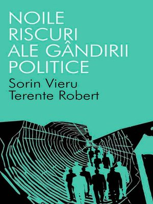 cover image of Noile riscuri ale gândirii politice