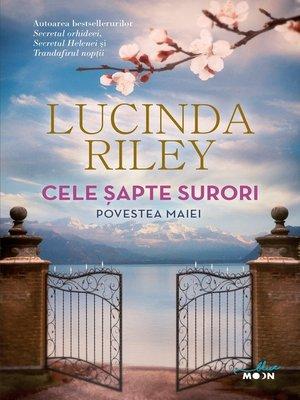 cover image of Cele sapte surori. Povestea Maiei