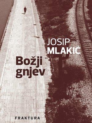 cover image of Božji gnjev