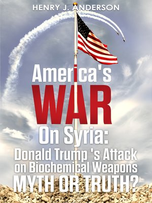 cover image of America's War On Syria