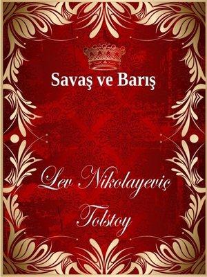 cover image of Savaş ve Barış