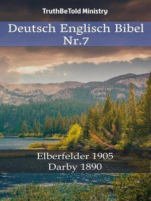 cover image of Deutsch Englisch Bibel Nr.7