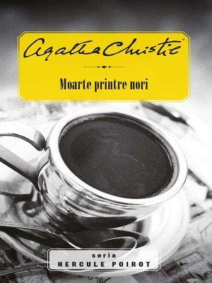 cover image of Moarte printre nori