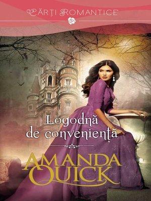 cover image of Logodnă de conveniență