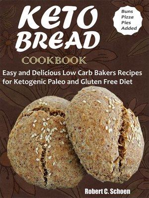 cover image of Keto Bread Cookbook