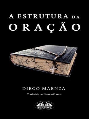 cover image of A Estrutura Da Oração