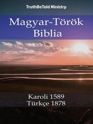 cover image of Magyar-Török Biblia