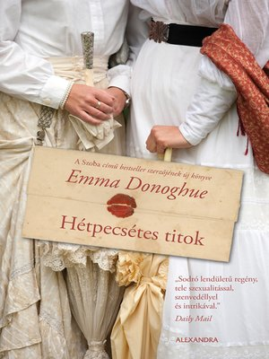 cover image of Hétpecsétes titok