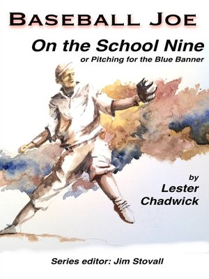 cover image of Baseball Joe on the School Nine