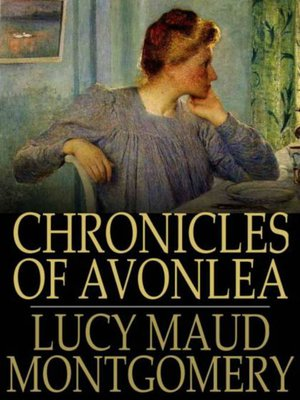 cover image of Chronicles of Avonlea