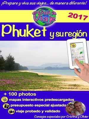 cover image of eGuía Viaje: Phuket