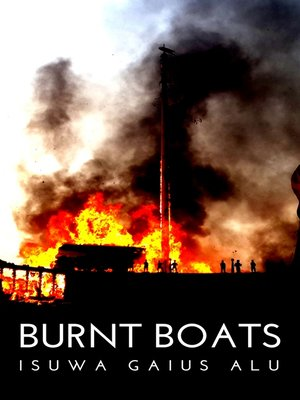 cover image of Burnt Boats