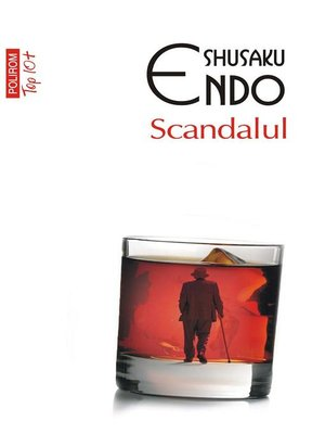 cover image of Scandalul