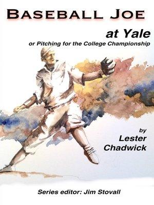 cover image of Baseball Joe at Yale