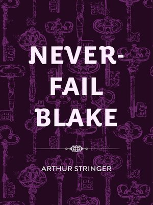 cover image of Never-Fail Blake