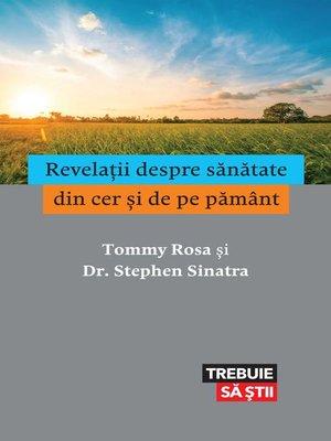 cover image of Revelații despre sănătate din cer și de pe pământ