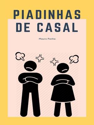 cover image of Piadinhas de casal