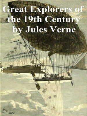 cover image of Great Explorers of the 19th Century