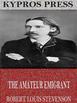 cover image of The Amateur Emigrant