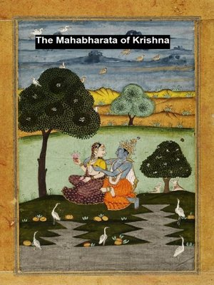 cover image of The Mahabharata