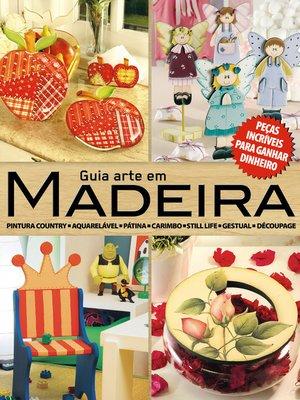 cover image of Guia Arte em Madeira