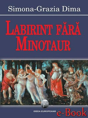 cover image of Labirint fără minotaur