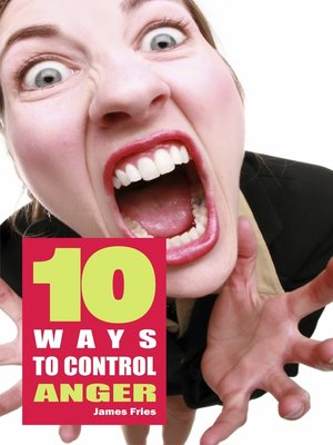cover image of 10 Ways to control anger
