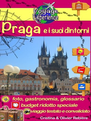 cover image of Praga e i suoi dintorni