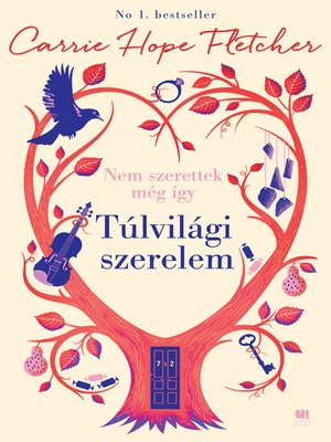 cover image of Túlvilági szerelem