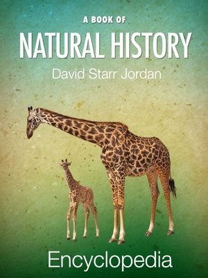 cover image of A Book of Natural History